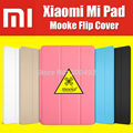 Mooke original matte for xiaomi mipad leather case cover flip for xiaomi mi pad tablet pc auto sleep