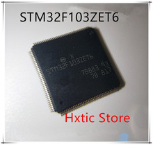 10pcs/lot  STM32F103ZET6 STM32F103 32F103ZET6 LQFP144