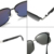 FEIDU Homens Marca Óculos Polarizados de Alta Qualidade Liga Retro Revestimento Óculos de Sol Óculos de Pesca Motorista Do Templo Para O Sexo Masculino Com Caixa