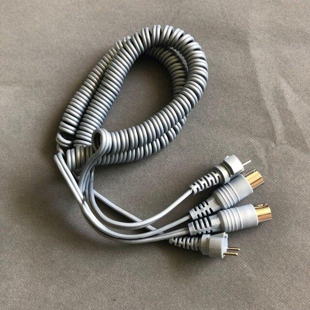 2 piezas fuerte 210 204 90 102L 105L manejar cable de alimentación eléctrica manicura taladro y accesorio eléctrico taladro del clavo máquina
