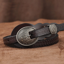 Top Quality Straps Women Leather Belt