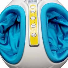 Electric Foot Massager Machine With Air Compression Thermal Therapy