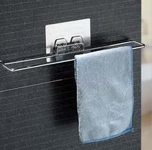Домашняя бесшовная вешалка для полотенец из нержавеющей стали