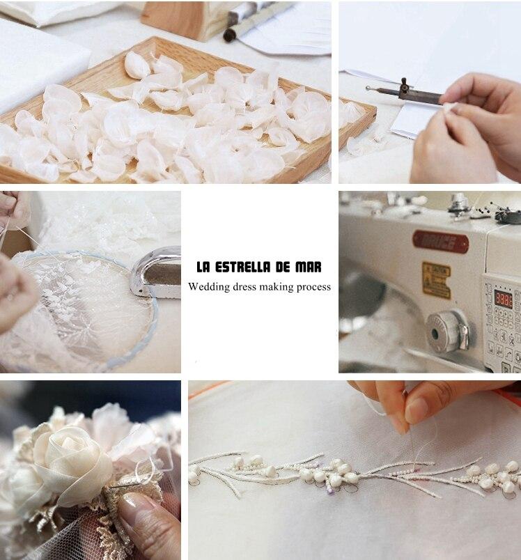 婚纱制作工艺1