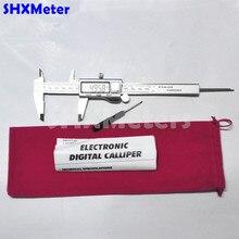 Digital Caliper 0-150mm/6″ Stainless Steel Metal Casing Caliper Vernier Caliper Gauge Micrometer Electronic Caliper