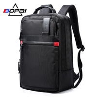 BOPAI Enlarge Multifunction Laptop Backpack Travel Bag Large Capacity Anti theft 15.6inch Laptop Backpack Men's Backpack