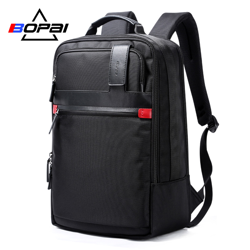 цены BOPAI Enlarge Multifunction Laptop Backpack Travel Bag Large Capacity Anti theft 15.6inch Laptop Backpack Men's Backpack