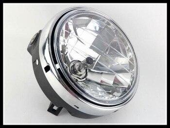 ヘッドライトヘッドライトハロゲンランプ用ホンダcb400 cb500 cb1300 cb 400 500 1300