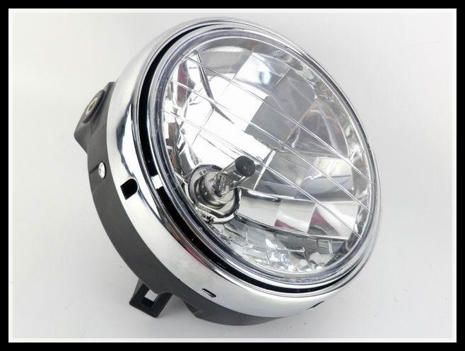 Headlight Head Light Halogen Lamp For Honda CB400 CB500 CB1300 CB 400 500 1300