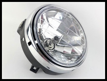 Фара головного света галогенная лампа для Honda CB400 CB500 CB1300 CB 400 500 1300
