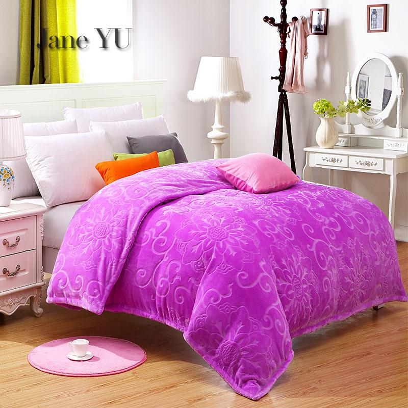 JaneYU Double-sided Fleeced And Thickened Coralline Velvet Quilt Set With 1.5m1.8m 200x230 Quilt CoverJaneYU Double-sided Fleeced And Thickened Coralline Velvet Quilt Set With 1.5m1.8m 200x230 Quilt Cover