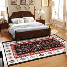 beibehang new High-end Living room mats bedroom carpet Nordic simple carpet home mats coffee table bedside carpet full shop mat(China)