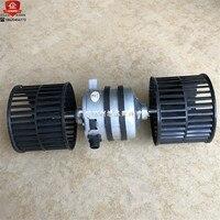 air conditioning blower warm motor accessories for Excavator kobelco 200/210/250/330 /350 8 Super 8