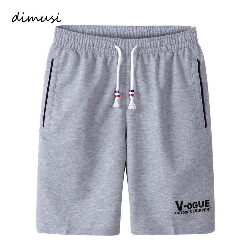 DIMUSI Men's   Shorts   Summer Mens Beach   Shorts   Cotton Casual Male Breathable BoardShorts homme Brand Clothing 6XL,TA048