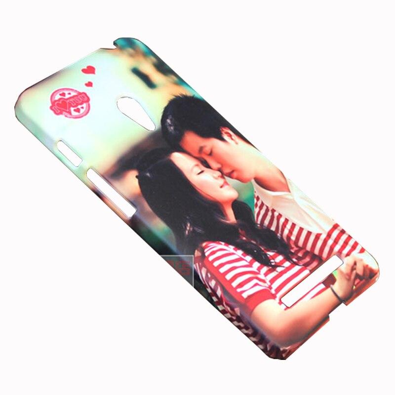 Kustom untuk Asus Zenfone 6 / Zenfone 5 3d kasus telepon plastik - Aksesori dan suku cadang ponsel - Foto 4
