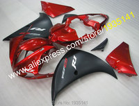 Hot Sales,Plastic Fairing For Yamaha YZF R1 YZFR1 YZFR1000 2009 2010 2011 YZF R1 motorcycle bodywork parts (Injection molding)