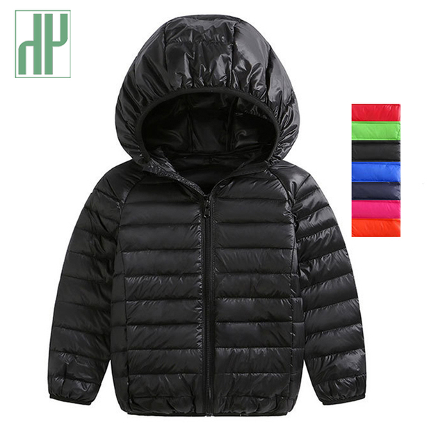 Aliexpress.com : Buy HH winter jackets girls Light kids down coats ...