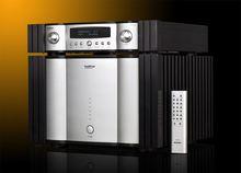 Winner AD-8Pre AD-8PA 24bit/192KHz DAC+6 Way DSP Preamplifier 6 Ways DSP Class A power amplifier A+B+C(60W+200W+200W)*2 Output