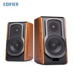 Edifier S1000DB Hi-Fi Bluetooth Speakers 2.0 Active Bookshelf Speaker Advanced Titanium Dome Tweeter Home Theatre Speakers