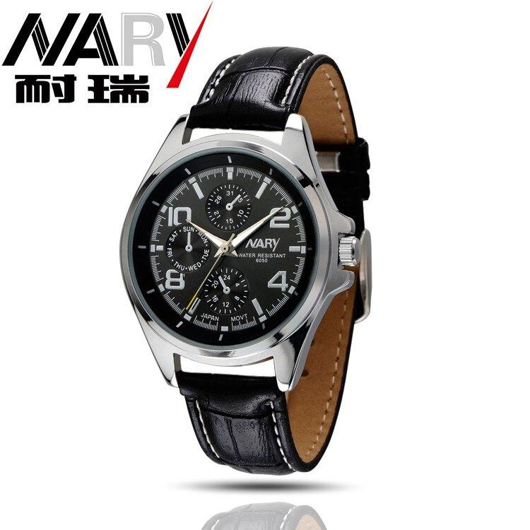 HTB1LT8QJFXXXXb6XFXXq6xXFXXXb - Nary Часы мужчины люксовый бренд Бизнес часы кварцевые часы спортивные мужчины полный стали наручные часы Повседневное часы Relogio Masculino 2016