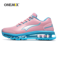 ONEMIX Woman Walking Shoes Pink Classic Jogging Sneakers Outdoor Footwear Trail Nice Trends Athletic Trainers Sales Clearance