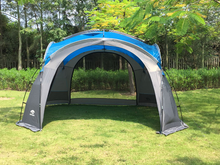 Dragon claw new outdoor King size Super plus surround Beach awning canopy tent portable folding advertising awning-in Tents from Sports u0026 Entertainment on ... : beach canopy tent - memphite.com