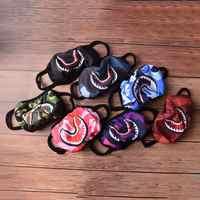 1Pc Mund Gesicht Maske Frauen Männer Unisex Koreanischen Stil Anti-Staub Kpop Baumwolle Multi-farben gesicht Muffel schutzhülle Masken