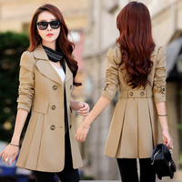 Women S Long Sleeved Jacket 2017 Spring And Autumn New Women S Korean Slim Large Size