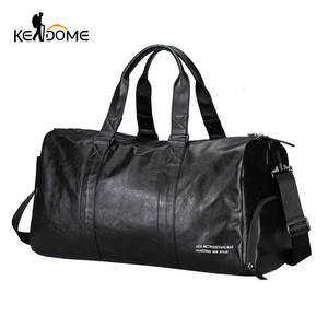 XA561WD Sports Gym Bag for Shoes Male Solid Color Black Red Travel Shoulder  Bag 66e03bba04f4a