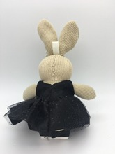New Portable Plush Toy balltet rabbit Power Bank 6000mAh 2.0A Mobile Charger External Battery Pack For Universal