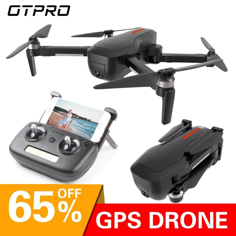 OTPRO New 5G GPS 1080P WiFi camera FPV XC7 RC Drone Brushless motor Optical Flow Altitude