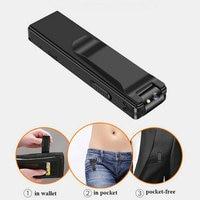 Magnetic Pen Mini Camera HD 1080P Camcorder Video Audio Recorder PC Support TF Card Flashlight Micro DV Small Digital Action Cam