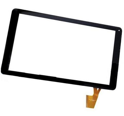 New touch screen Digitizer For 10.1 inch Excelvan BT-1077 Tablet Touch panel Glass Sensor replacement Free Shipping new 7 inch touch screen for supra m728g m727g tablet touch panel digitizer glass sensor replacement free shipping