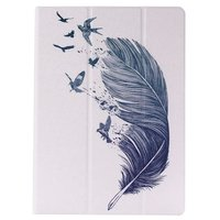 Bird Feathers PU Leather Flip Case For Apple IPad Air1 2 With IPad Mini 2 3