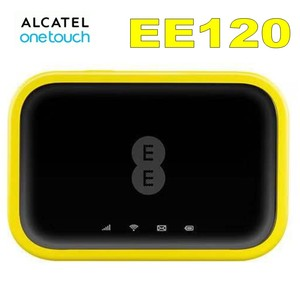 Unlocked New Alcatel EE120 Cat 12 600Mbps Portable 4G LTE Mobile WiFi Hotspot Modem, 4GEE WIFI MINI