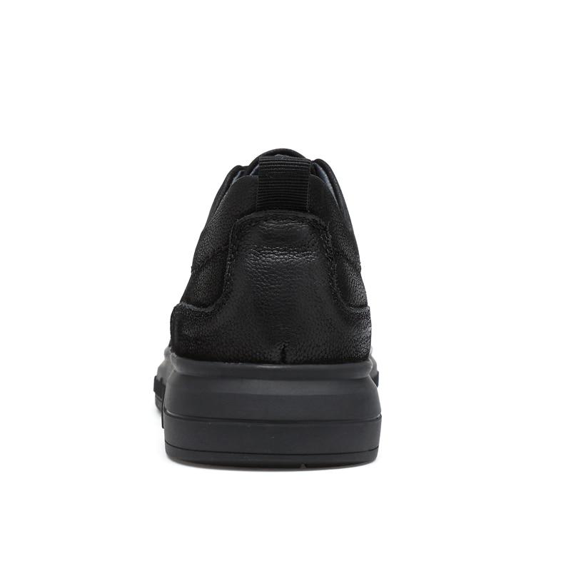 Hommes 46 De Britannique Mode Été Cuir Printemps 38 Marche Black Sport 2018 Grande Taille En Loisirs Chaussures Clax Style WIYDH9E2