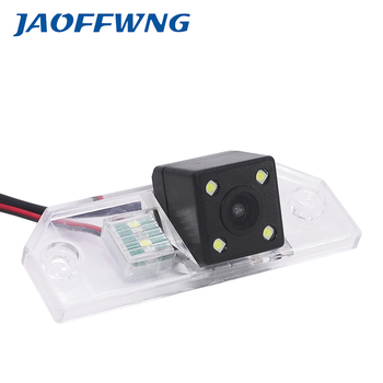 Free shipping CCD 1/3 Car Rear view Parking Back Up Reversing Camera For Ford Focus Sedan (2) (3)/08/10 Night vision
