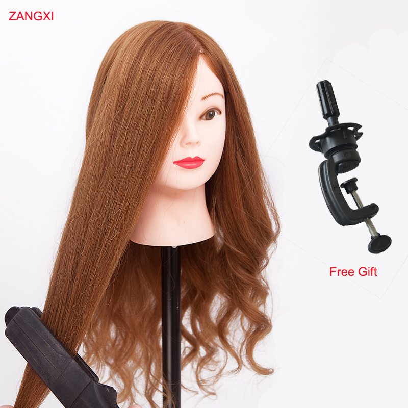 Women Maniqui Hairdressing Practice Heads Maniquies Female Training Hairdresser Styling Head Educational Mannequin Head HairWomen Maniqui Hairdressing Practice Heads Maniquies Female Training Hairdresser Styling Head Educational Mannequin Head Hair