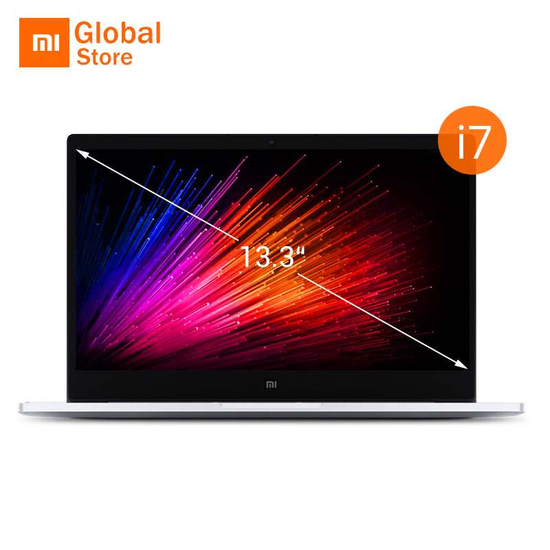 Prix pour 13.3 pouce i7 xiaomi mi portable air pro d'origine intel core i7-6500u cpu 8 gb ram 256 gb ssd nvidia 940mx ordinateur portable pc windows 10