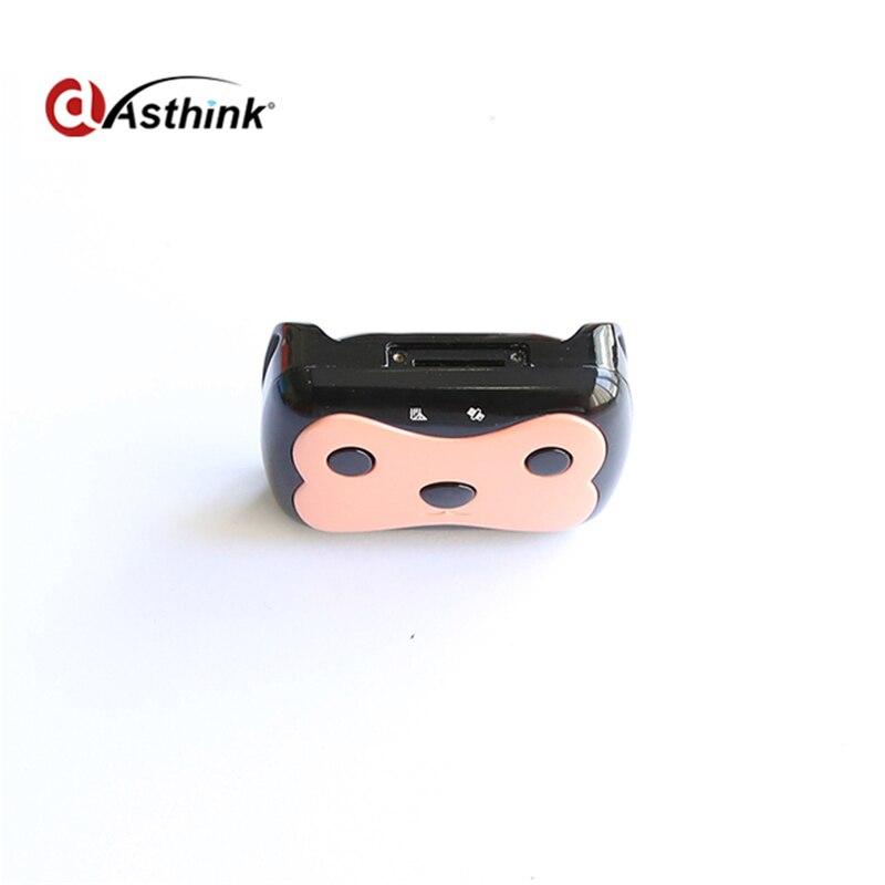 Fashion Pet GPS Tracker IP58 Waterproof Deest 69 Dog Collar Locator Multi-functional GPS Pet Tracker-easy to Find Best Gift