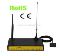 Support VPN F7436 3G GPS WIFI ROUTER for BUS Car mobile Bank