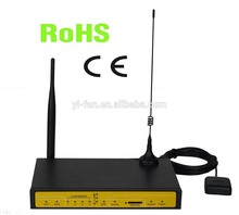 Assist VPN F7436 3G GPS WIFI ROUTER for BUS Automobile cell Financial institution