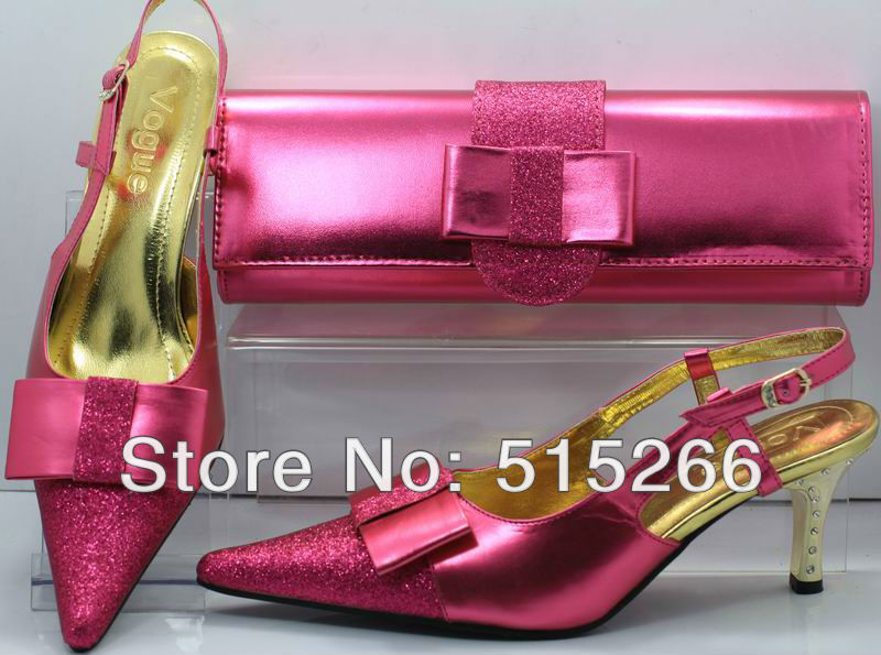 free shipping popular italy pu leather italy matching shoe