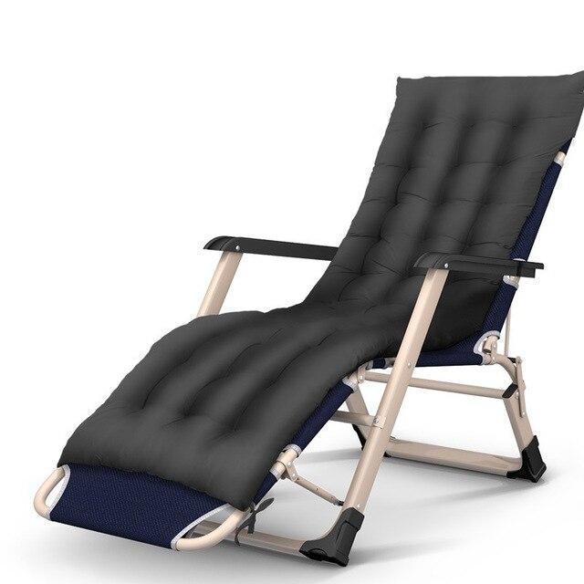 US $105.32 30% OFF|Salon Jardin Exterieur Longue Transat Bain De Soleil  Recliner Chair Outdoor Garden Furniture Folding Bed Lit Chaise Lounge-in  Sun ...
