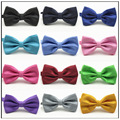 fashion 2017 gentleman tie groomsman bow tie dot butterfly cravat bowtie butterflies fFormal commercial bow tie free shipping