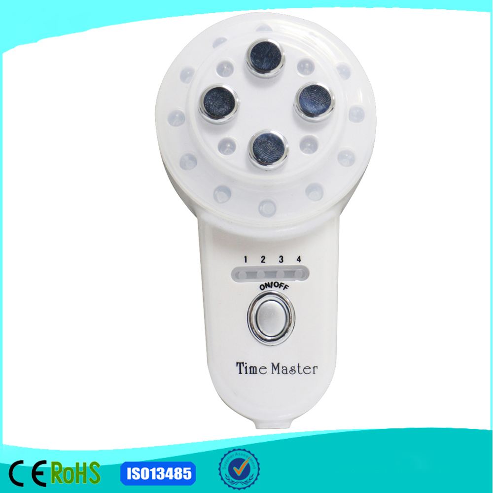 TOP BEAUTY Mini Radio Frequency RF 4 in 1 Electroporation Massage Device LED Photon Skin Rejuvenation Microcurrent Face Massager mini portable usb rechargeable ems rf radio frequency skin stimulation lifting tightening led photon rejuvenation beauty device