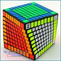Shengshou 9x9x9 Twist Speed Magic Cube Z-Bright
