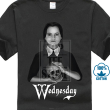 The Addams Family: Wednesday V1 Movie Poster T Shirts Black All Sizes S 4Xl smukfest 2017 wednesday