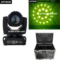 (8lights+Case)Dj lights clay paky sharpy 230 moving head 7r beam head movement 230w moving head light flight case