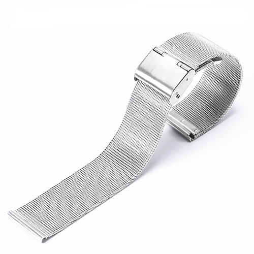 High Quality 3 Colors Stainless Steel Bracelet Strap Wrist Watch Mesh Replacement Milanese Band 18 20 22 24 Mm